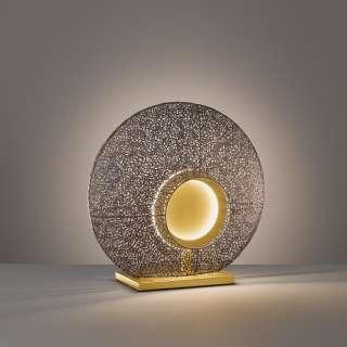 home24 LED-Tischleuchte Strone