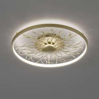 home24 LED-Deckenleuchte Sudley