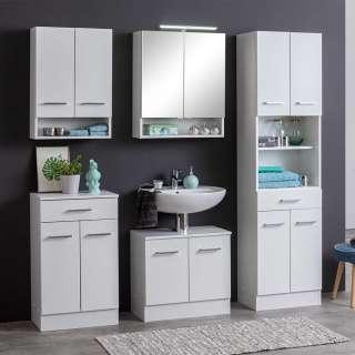 Küchensessel in Grau Edelstahl (2er Set)