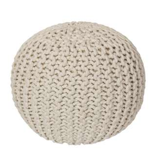 home24 Pouf Cool Mesh