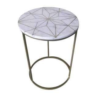Teelichthalter Leaves - Kiefer teilmassiv / Metall - Antikbraun, Pure Day