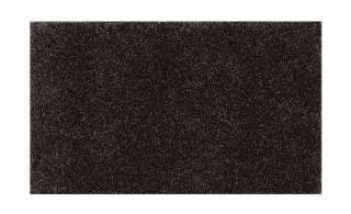 Hochflorteppich  Samoa uni ¦ grau ¦ 100% Polypropylen, Synthethische Fasern ¦ Maße (cm): B: 80 Teppiche > Wohnteppiche > Hochflorteppiche - Höffner