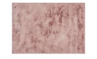 for friends Hochflorteppich  Bunny ¦ rosa/pink ¦ Synthethische Fasern, 100% Polyester ¦ Maße (cm): B: 160 Teppiche > Wohnteppiche > Hochflorteppiche - Höffner