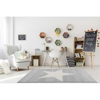 Doppelrollo Truro - Kunststoff / Kunstfaser - Weiß / Weißgrau - 80 x 150 cm, Furnitive