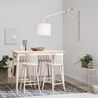 Wohnzimmer Couchtisch mit Eiche Furnier 110 cm