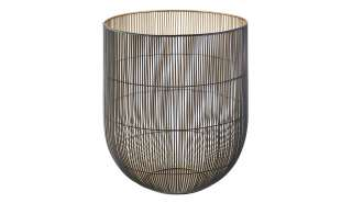 EEK A++, LED-Wandstrahler Levisto - Glas / Metall - 1-flammig, Trio