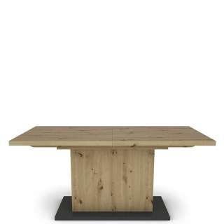 Couchtisch Akazie Massivholz 110 x 65 cm