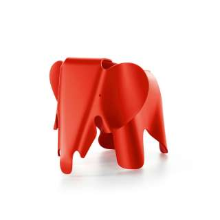 Vitra - Eames Elephant - poppy red - indoor