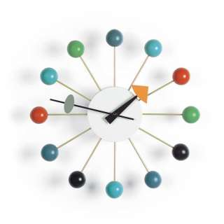 Vitra - Ball Clock - multicolor - indoor