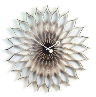 Vitra - Sunflower Clock - Birke - indoor