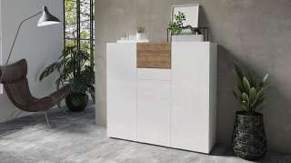 TRENDMANUFAKTUR Highboard »Power«