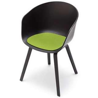 Hey-Sign - Sitzauflage AAC About A Chair - 30 maigrün mit Antirutsch - indoor