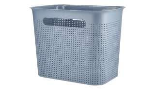 Aufbewahrungsbox ¦ blau ¦ Kunststoff ¦ Maße (cm): B: 26 H: 21 T: 18 Regale > Regal-Aufbewahrungsboxen - Höffner