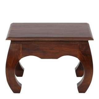 Massivholztisch in Braun Orientalischer Stil