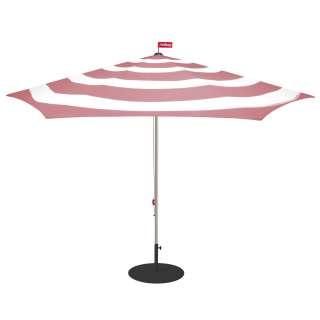 fatboy - Parasol Sonnenschirm - Stripesol altrosa - outdoor