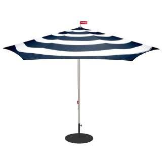 fatboy - Parasol Sonnenschirm - Stripesol dunkelblau - outdoor