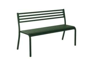 Emu - Segno Bank S - dunkelgrün - outdoor
