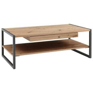 Esstisch mit Stühlen Landhaus rustikal Mangobaum Massivholz (5-teilig)