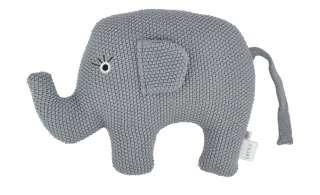 Kuscheltier  Little Elefant ¦ Füllung aus 100% Polyester, Bezug aus 100% Baumwolle (gehäkelt) ¦ Maße (cm): B: 20 H: 16 Baby > Baby Textilien > Baby Bettwaren - Höffner