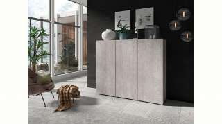 TRENDMANUFAKTUR Highboard »DELOS«
