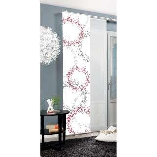 Design Kommode in Buche Pink modern