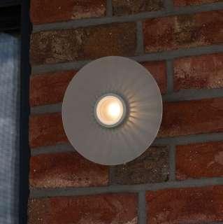 home24 LED-Aussenwandleuchte Mathis 1-flammig