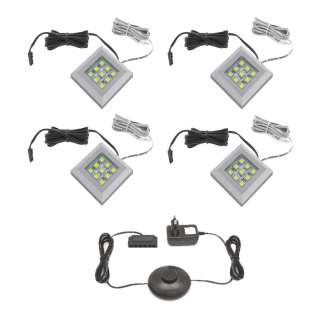 home24 LED-Beleuchtung Mury I