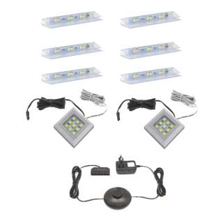 home24 LED-Beleuchtung Mury V