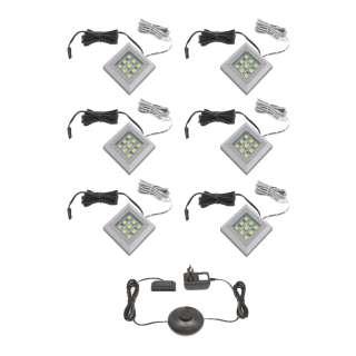 home24 LED-Beleuchtung Mury III