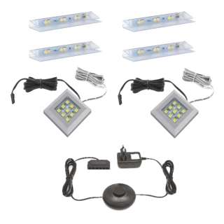 home24 LED-Beleuchtung Mury IV