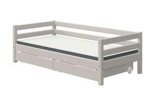 FLEXA Bett mit 2 Schubladen  Flexa Classic ¦ grau ¦ Maße (cm): B: 100 H: 67 Kindermöbel > Kinderbetten - Höffner