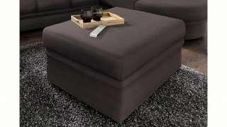 Gepolsterter Stuhl in Beige bedruckt Stoff Buche massiv (2er Set)