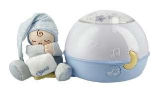 Chicco Nachtlicht mit Musik  Sternenhimmel Projektor ¦ blau ¦ Kunststoff Baby > Spielen > Lernspielzeug - Höffner