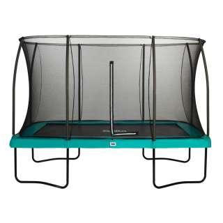 Trampolin Salta Comfort 244/366 cm Grün