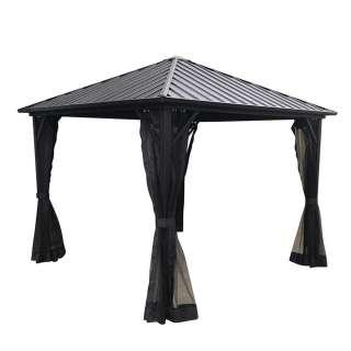 Gartenpavillon mit Dach 300 cm breit