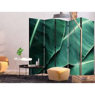 home24 Paravent Banana Leaf (5-teilig)
