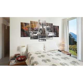 Gutmann Factory Massivholz Lowboard mit 5 Schubladen und 2 Ablagefächern, natur »Vienna«, FSC®-zertifiziert