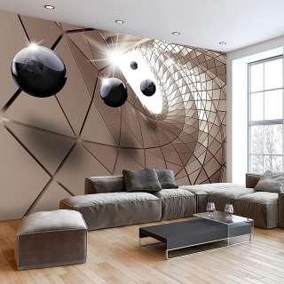 home24 Vliestapete Abstract Utopia