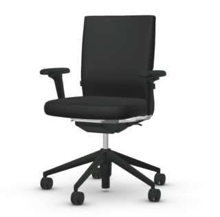 Vitra - ID Soft Bürodrehstuhl - nero - indoor