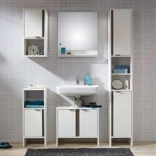 home24 Badezimmerset Ina III (5-teilig)