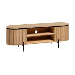 Design TV Board im Skandi Design 160 cm breit