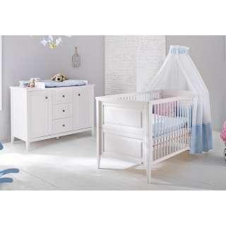 home24 Babyzimmerset Smilla (2-teilig)
