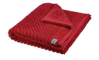 Ross Handtuch  4006 ¦ rot ¦ 100% Baumwolle ¦ Maße (cm): B: 50 Badtextilien und Zubehör > Handtücher & Badetücher > Handtücher - Höffner