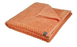Ross Duschtuch  4006 ¦ orange ¦ 100% Baumwolle ¦ Maße (cm): B: 70 Badtextilien und Zubehör > Handtücher & Badetücher > Handtücher - Höffner