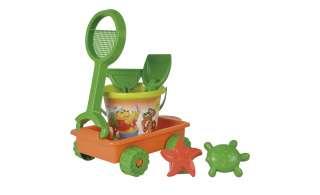 Sandwagen, 6-teilig  Simba ¦ orange ¦ Kunststoff (Polypropylen) ¦ Maße (cm): B: 31 H: 28 Baby > Spielen > Lernspielzeug - Höffner