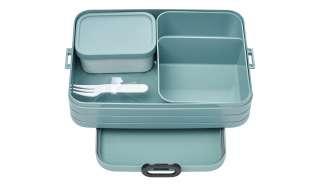 Rosti Mepal Bento-Lunchbox To Go, 1,5l  Take a Break large ¦ grün ¦ Kunststoff ¦ Maße (cm): B: 17 H: 6,5 Küchenzubehör & Helfer > Vorratsbehälter - Höffner