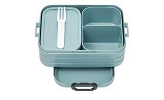 Rosti Mepal Bento-Lunchbox To Go, 0,9l  Take a Break midi ¦ grün ¦ Kunststoff ¦ Maße (cm): B: 12 H: 6,5 Küchenzubehör & Helfer > Vorratsbehälter - Höffner