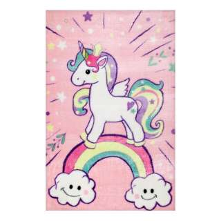 home24 Kinderteppich My Unicorn