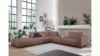 Teppich Tile - Kunstfaser - Rot / Weiß - 120 x 170 cm, Top Square