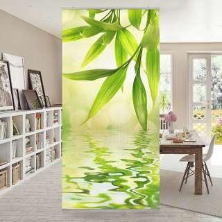 In- & Outdoorteppich Kubana - Kunstfaser - Grün / Weiß - 160 x 230 cm, Luxor living